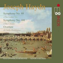 HAYDN: Sinfonie NN.. 88 & 101