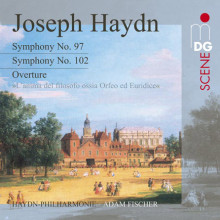 HAYDN: Sinfonie NN.. 97 & 102