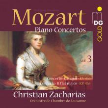 MOZART: Concerti per piano Vol. 3