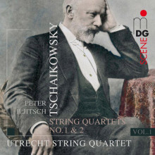 TCHAIKOWSKY: String Quartets Vol.1