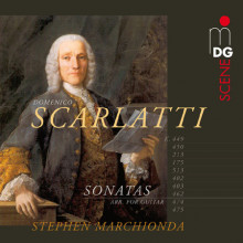 SCARLATTI D.: Sonatas arr. for guitar