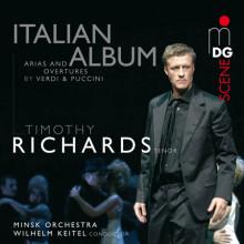 VERDI - PUCCINI: Italian Album  - Arias an