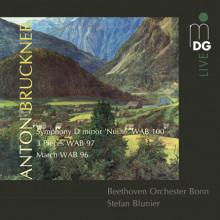 BRUCKNER: Sinfonia N.0 WAB 100 - March WA
