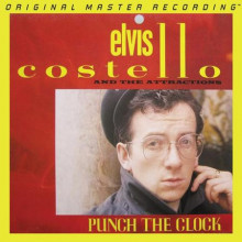 ELVIS COSTELLO & THE ATTRACTIONS: Punch the clock