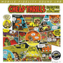 BIG BROTHERS AND THE HOLDING CO: Cheap Thrills