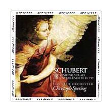 """SCHUBERT: Sinfonia n.5 - n.8 """"Incompiuta"""""""