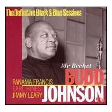 BUDD JOHNSON & EARL HINES: Mr.Bechet