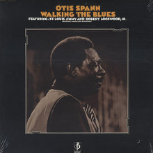 OTIS SPANN: Walking The Blues
