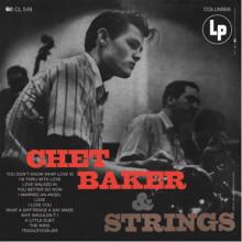 CHET BAKER:  Chet Baker & Strings