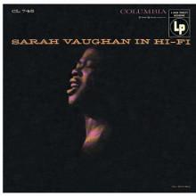 SARAH VAUGHAN.: Sarah Vaughan in Hi - Fi