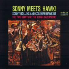 S.ROLLINS & C.HAWKINS: Sonny meets Hawk