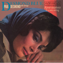 PAUL DESMOND: Desmond Blue