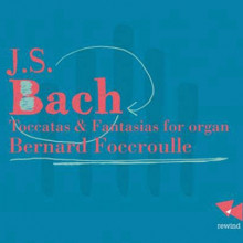BACH: Toccatas & Fantasias for Organ