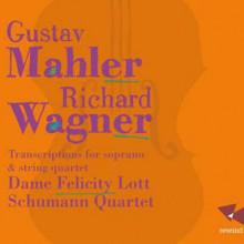 MAHLER - WAGNER: Trascrizioni per soprano