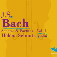 BACH: Sonatas & Partitas - Vol.1