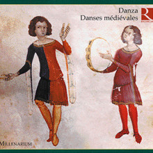 Aa.vv.: Danze Medievali