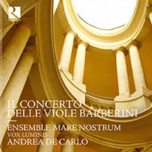 AA.VV.:Il concerto delle Viole Barberini
