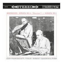 BEETHOVEN: Sonata a Kreutzer - Sonata N.1