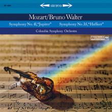 MOZART: Sinfonia N.35 'Haffner' & N. 41 'Jupiter'