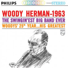 WOODY HERMAN: Greatest hits