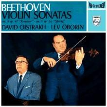 BEETHOVEN: Sonate per violino e piano  'Spring' & 'Kreutzer'