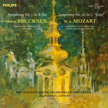 BRUCKNER: Sinfonia N.5 MOZART: Sinfonia N.36