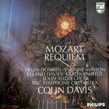 MOZART: Requiem in D min. K626