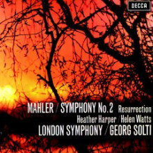 MAHLER: Sinfonia N.2 'Resurrezione'