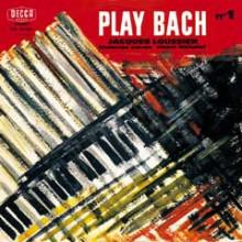 J.LOUSSIER TRIO: Play Bach N.1