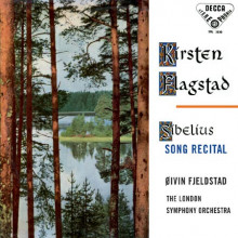 SIBELIUS: Songs Recital