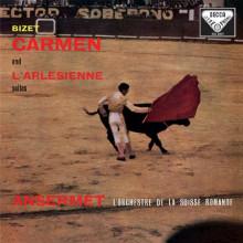 BIZET: Suites da Carmen & Arlesienne