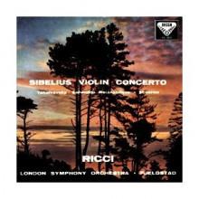 SIBELIUS: Violin Concerto Op.47 CIAIKOVSKY: Serenata Melanconica