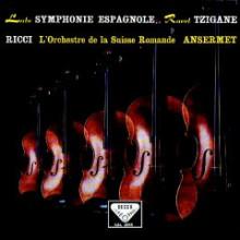 LALO: Symphonie Espagnole - RAVEL: Tzigane