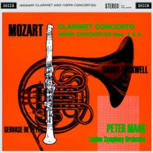 MOZART: Concerto per clarinetto N.1 etc