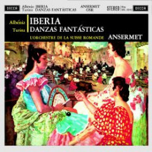 ALBENIZ: Iberia - TURINA: Danzas fantasticas