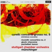 CORELLI: Christmas Concerto - PACHELBEL