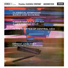 PROKOFIEV - GLINKA - BORODIN: Opere orchestrali
