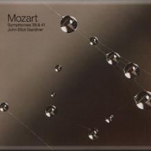 Mozart: Sinfonie Nn.39 & 41 'jupiter'