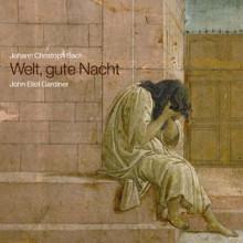 BACH JOHANN CHRISTOPH: Welt - gute Nacht