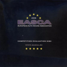 Easca Evaluation Competition Disc 2009