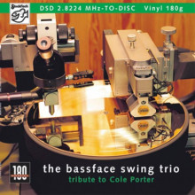 The Bassface Swing Trio: Tribute To Cole