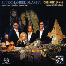 Blue Chamber Quartet: Children's Songs