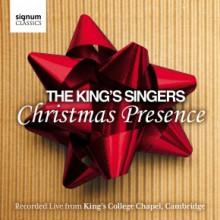 THE KING'S SINGERS: Christmas presence