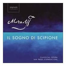 MOZART: Il Sogno di Scipione - K.126