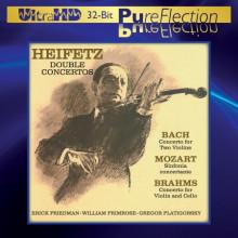 Heifetz: Double Concertos