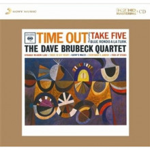 DAVE BRUBECK:  Time Out