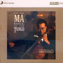 YO - YO MA: Soul of the Tango - Piazzolla