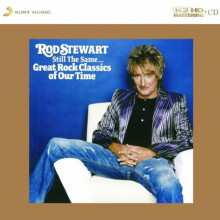 ROD STEWART: Still the same....