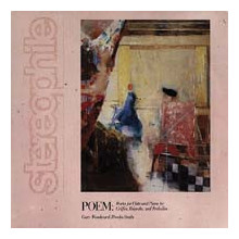 REINECKE - PROKOFIEV - SCHUMANN: POEM - Musica per flauto e piano