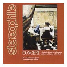 BACH - SCHUBERT - CHOPIN: CONCERT - musica per piano solo